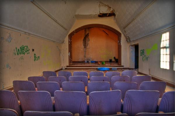 Kenyon Hall Little Theater