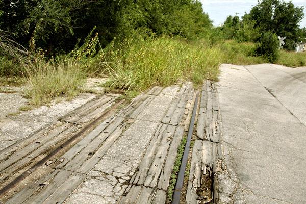 Salina RR Tracks