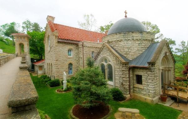 St. Elizabeth's Church, Eureka Springs, Arkansas