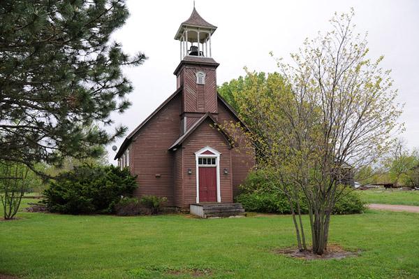 Vernon church
